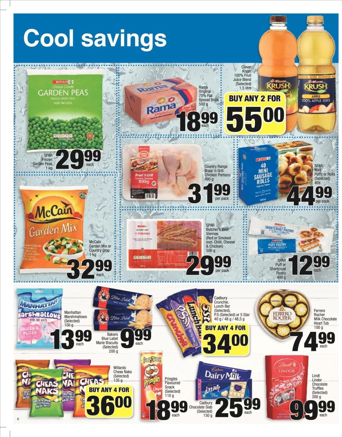 SPAR catalogue  - 02.09.2021 - 02.21.2021. Page 6.